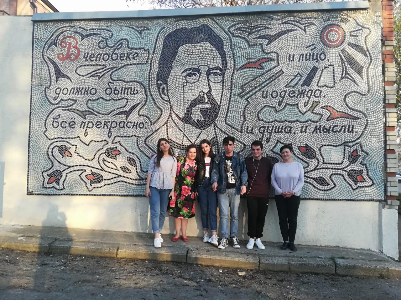 СОГУ участвует в «Молодежных чеховских чтениях в Таганроге»